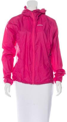 Patagonia Lightweight Wind Breaker Jacket $95 thestylecure.com