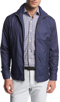 Peter Millar Hartford Zip-Front Jacket