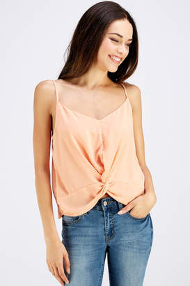 Lush Knot Front Cami