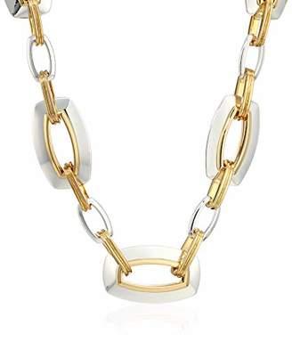 Anne Klein Link Necklace