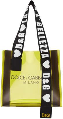 Dolce & Gabbana (ドルチェ & ガッバーナ) - Dolce And Gabbana Dolce and Gabbana PVC Street