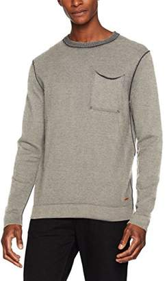 Outlet Amazon Clearance How Much Mens Jorblend Knit Crew Neck Jumper Jack & Jones Factory Outlet Recommend Discount Recommend Cheap ERVUkveexr