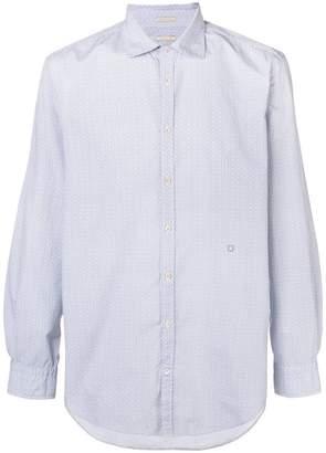 Massimo Alba plain button shirt