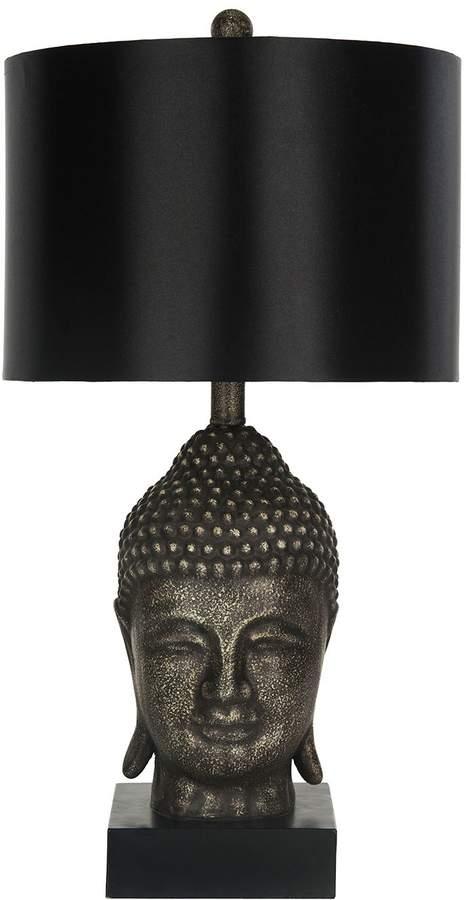 Tischleuchte Golden Buddha (2er-Set)