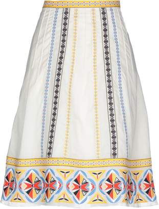 Tory Burch Knee length skirts - Item 35403840IT