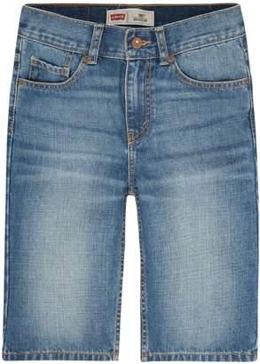 Levi's Levis Boys 8-20 505 Denim Shorts