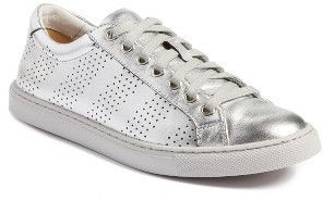 Women's Treasure & Bond Merrick Perforated Sneaker $99.95 thestylecure.com