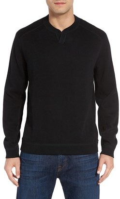Men's Tommy Bahama 'New Flip Side - Pro Abaco' Reversible Sweater $98 thestylecure.com