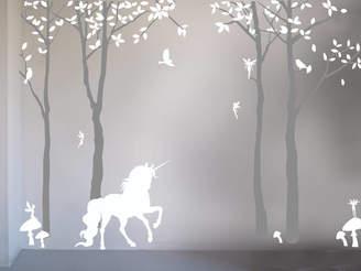 Bambizi Magical Unicorn Wall Sticker By