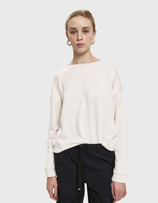 Dahlia Farrow Tulip Back Sweatshirt