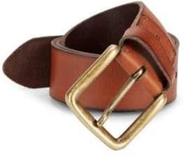 Frye Classic Leather Belt