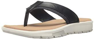 Calvin Klein Men's Putnum Nappa Flat Sandal
