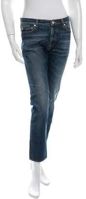 Golden Goose Medium Wash Straight-Leg Jeans w/ Tags