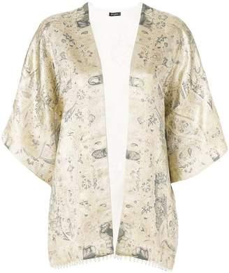 Etro patterned lightweight jacket