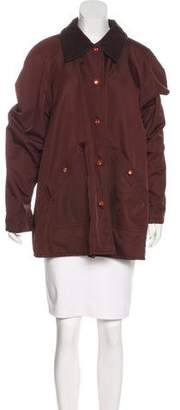 Sonia Rykiel Reversible Collared Coat