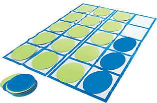 Learning Resources 10-Frame Floor Mat Set