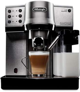 De'Longhi Delonghi Automatic Cappuccino Machine with Integrated Frother EC860