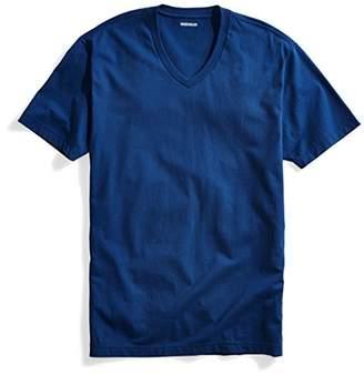 Goodthreads Men's Short-Sleeve V-Neck Cotton T-Shirt