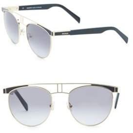 Balmain 54MM Aviator Sunglasses