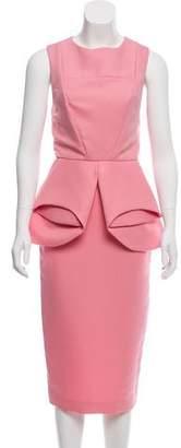 Aq/Aq Tyen Midi Dress