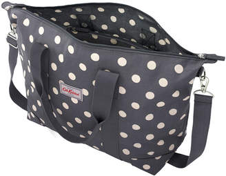 Cath Kidston Button Spot Foldaway Overnight Bag 9179ed18a7f88