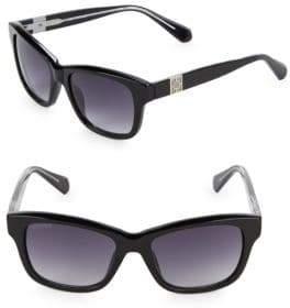 Balmain Gradient 52MM Rectangular Sunglasses