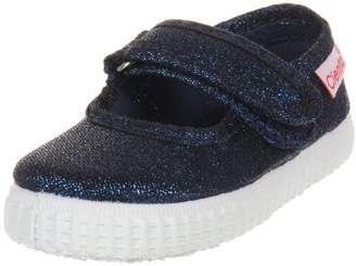 Cienta 56013 Glitter Mary Jane Fashion Sneaker