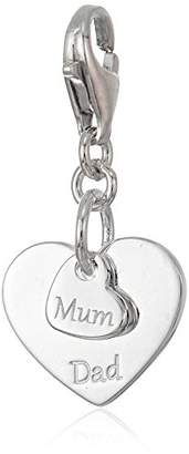 Thomas Sabo Pendant Hearts Mum and Dad Clasp Style Charms