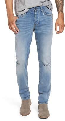 John Varvatos Wight Slim Fit Straight Leg Jeans