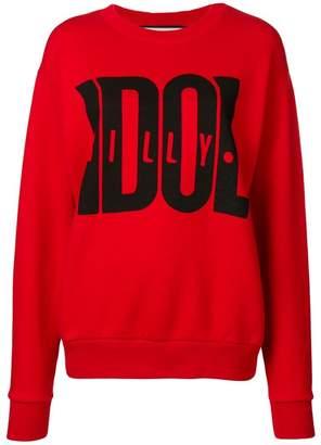 Gucci Billy Idol sweatshirt