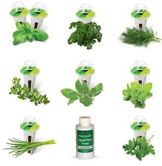 Aerogrow INTERNATIONAL INC AeroGarden Gourmet Herbs Seed 9-Pod Refill Kit