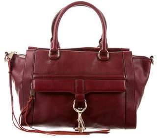 Rebecca Minkoff Leather M.A.C Satchel