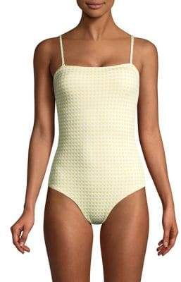 Onia Estelle One-Piece Swimsuit
