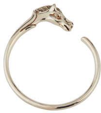 Estate Horse-Head Bracelet