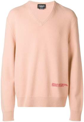 Calvin Klein loose fitted sweater