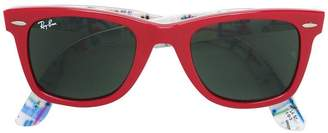 Ray-Ban special series 'Wayfarer' sunglasses