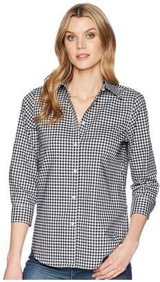 Chaps No-Iron Shirt Women's Clothing