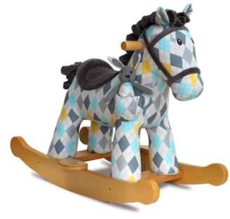 Fit-Z Little Bird Told Me Lewis & Fitz Rocking Horse & Stuffed Animal