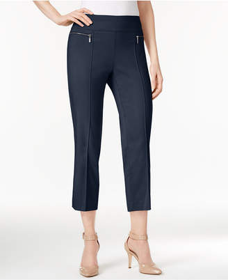 Style&Co. Style & Co Pull-On Cropped Pants
