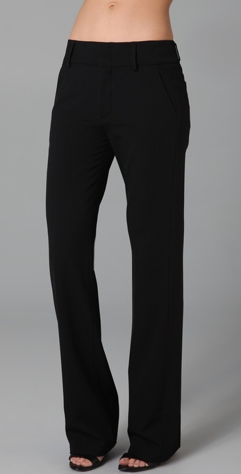 Vince Fit and Flare Pants