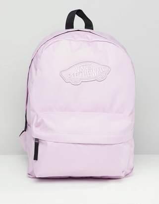 Vans (バンズ) - Vans Realm Pink Backpack