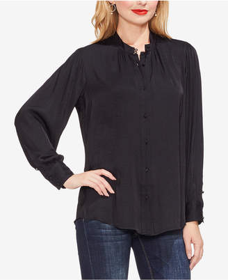 Vince Camuto Collared Blouse