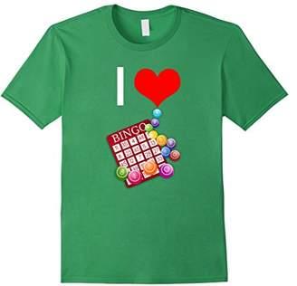 I Love Bingo Shirt