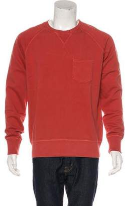 Nudie Jeans Pocket Crew Neck Sweater