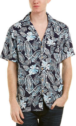 Trunks Surf & Swim Co. Woven Shirt