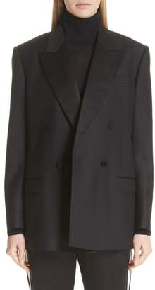 Burberry Thompson Wool & Mohair Blazer
