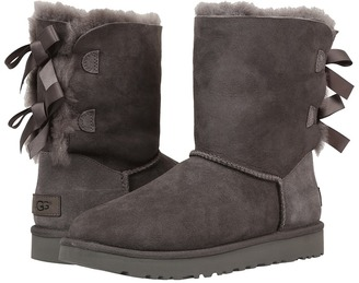 UGG Bailey Bow II $204.95 thestylecure.com