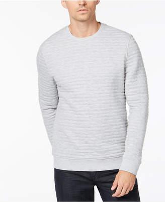 Alfani Men Quilted Sweatshirt