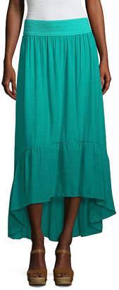 Alyx Womens High Low Maxi Skirt