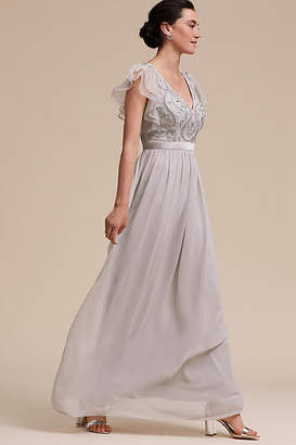 Anthropologie Maricela Wedding Guest Dress